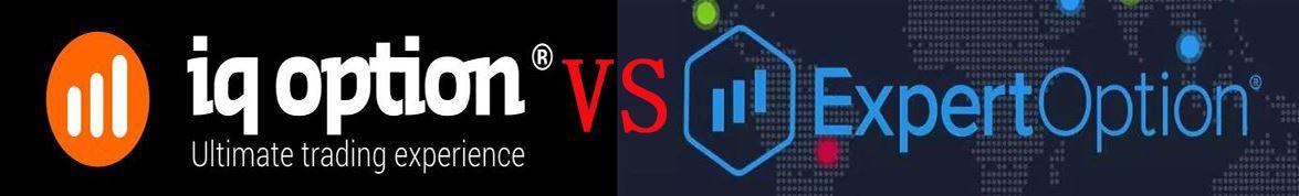 iqoption和ExpertOption二元期权比较