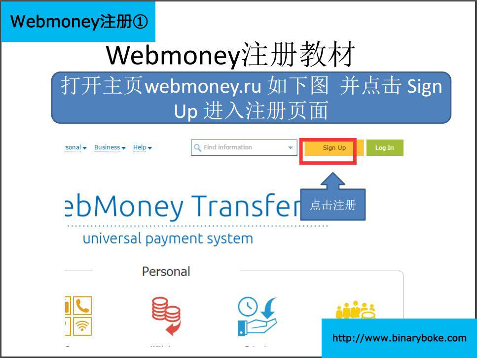 WebMoney官网