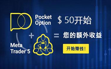 PocketOption二元期权平台