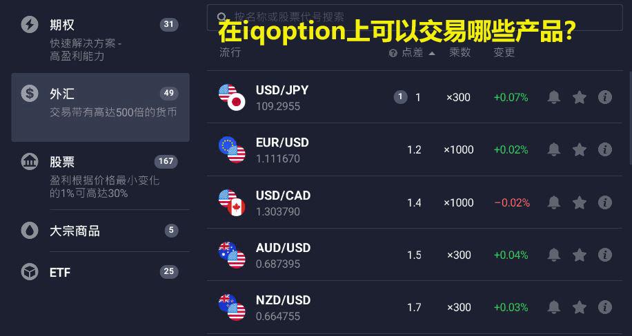 IQ Option官网中文