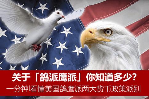 """美联储的""""鹰派""""和""""鸽派""""是什么意思"""